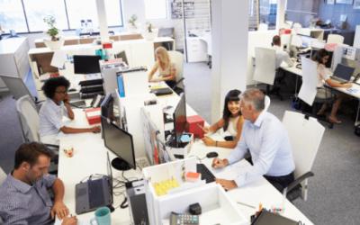 Muebles de oficina modulares, opción ideal para cualquier espacio